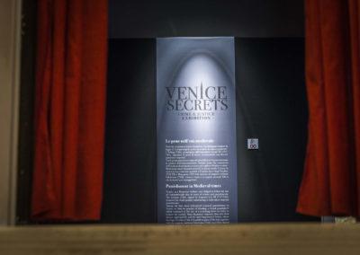 Venice Secrets Exhibition